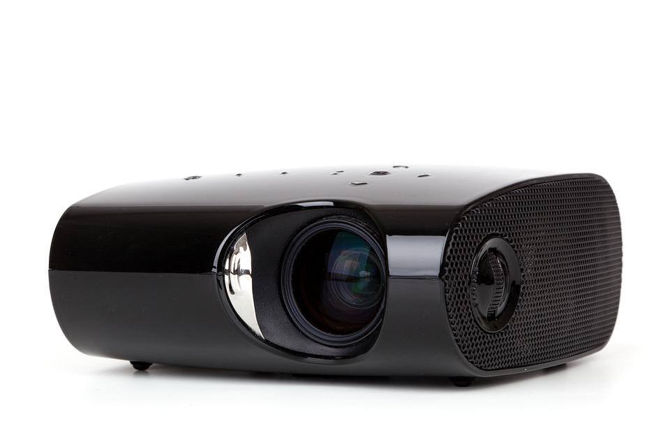 vidéo projecteur LED